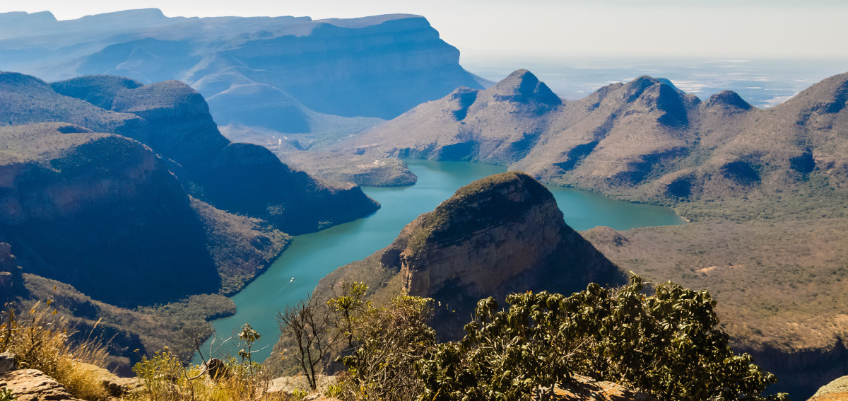 Blyde River Wandern Afrika