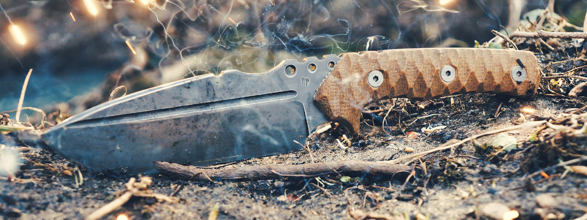 Bushcraft Messer