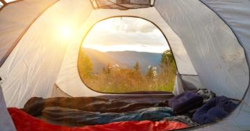 Camping Kissen