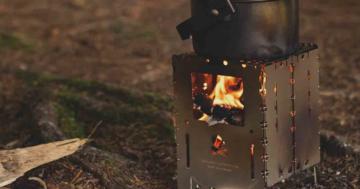 Camping Kocher