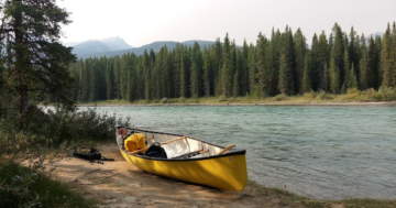Camping mit Kanu oder Kajak Tipps