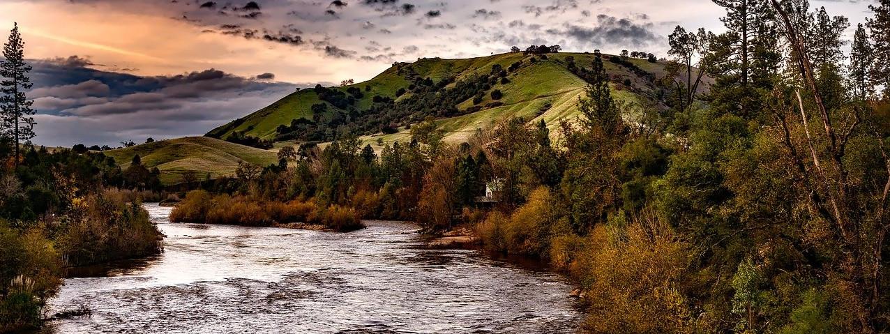 Fluss überqueren - Flussüberquerung
