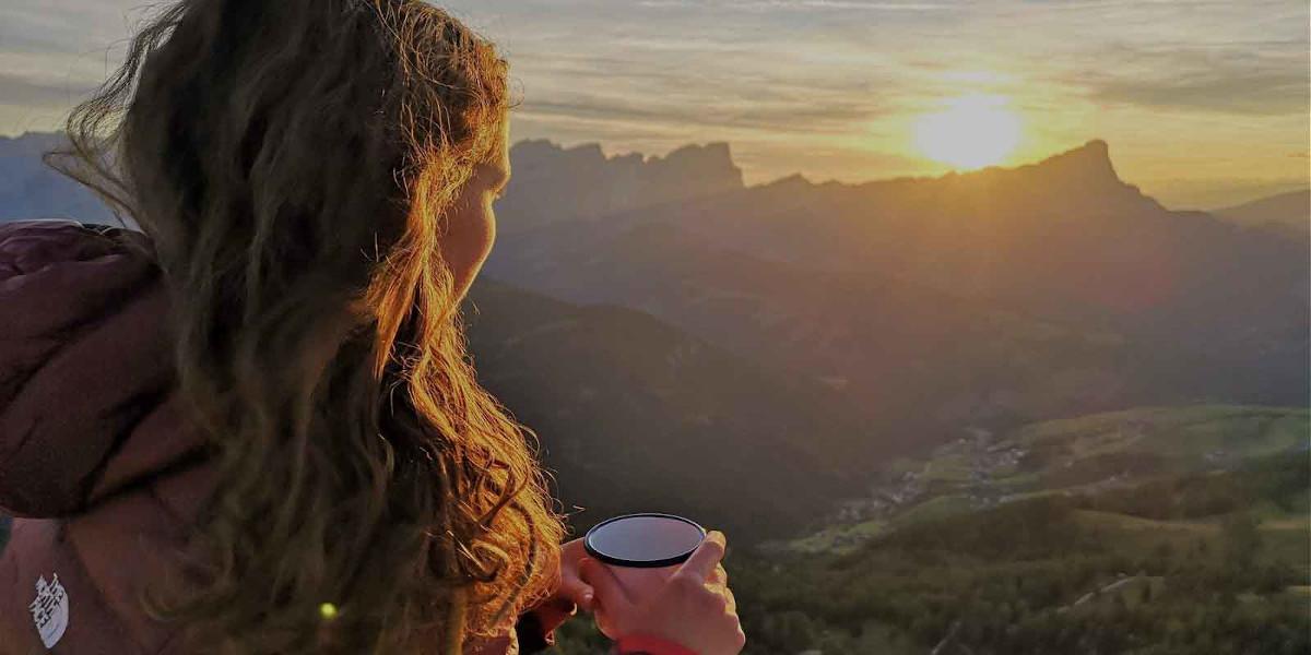 Kaffee beim Campen und Zelten