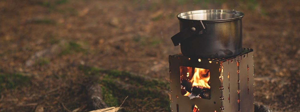 Kochen beim Zelten Tipps und Tricks