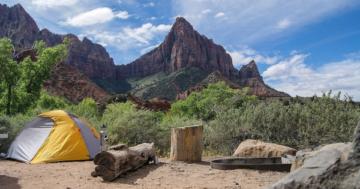 Nachhaltig campen Tipps