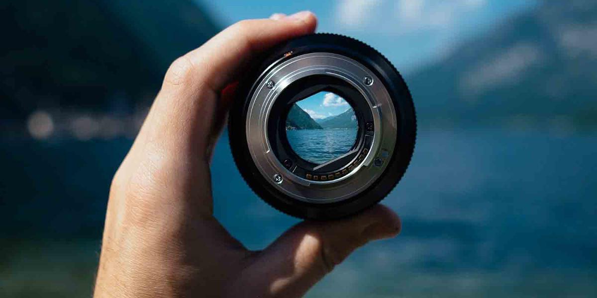 Objektiv für Landschaftsfotografie