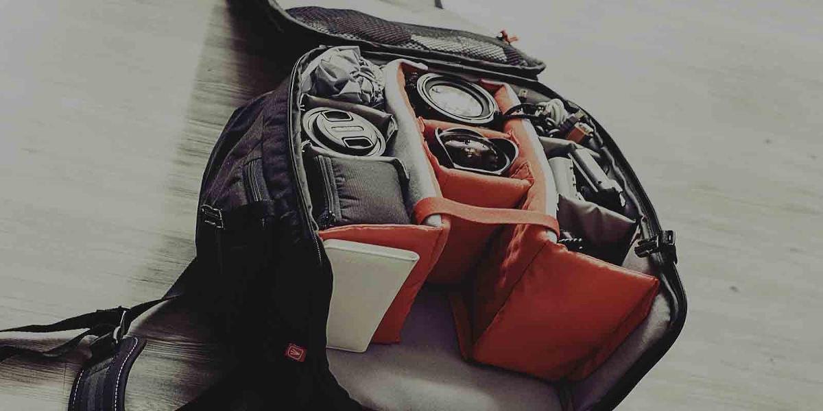 Outdoor Kamerarucksack fürs Wandern Bushcraft