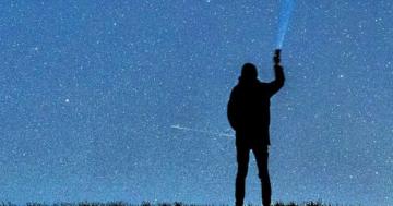 Outdoor Taschenlampe Wandern