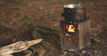 Tipps für das Kochen beim Zelten