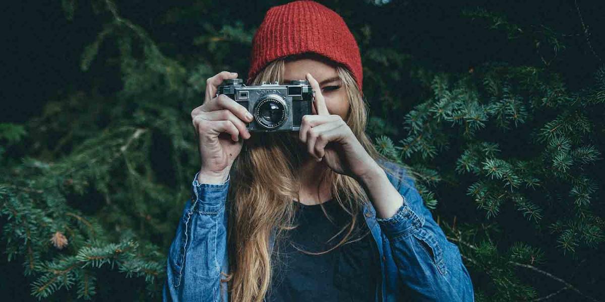 Wanderung mit Kamera dokumentieren