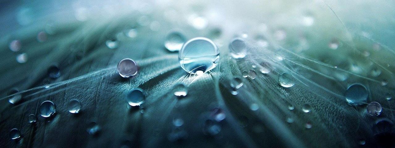 Zelt abdichten Wasser
