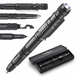 Taktischer Stift mit Taschenlampe