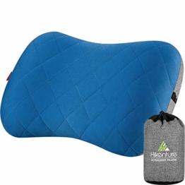 Aufblasbares Camping/Reise Kissen