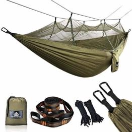 Ultraleichte Moskito Netz Camping Hängematte
