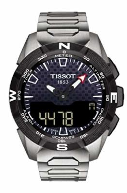 Tissot Herren-Sportuhr T-Touch Expert Solar II
