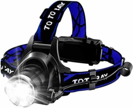 Stirnlampe Kopflampe